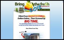 Bring The Fresh 2012